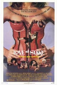 Love at Stake - 43 x 62 Movie Poster - Bus Shelter Style A