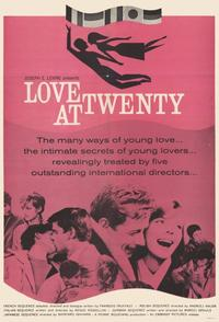 Love at Twenty - 11 x 17 Movie Poster - Style A