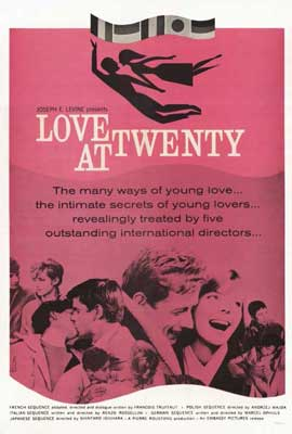 Love at Twenty - 27 x 40 Movie Poster - Style A