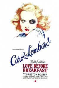 Love Before Breakfast - 11 x 17 Movie Poster - Style A