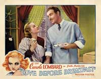 Love Before Breakfast - 11 x 14 Movie Poster - Style C