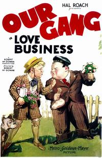 Love Business - 11 x 17 Movie Poster - Style A