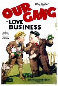 Love Business - 27 x 40 Movie Poster - Style A