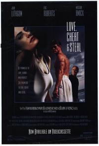 Love, Cheat & Steal - 11 x 17 Movie Poster - Style A