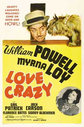 Love Crazy - 27 x 40 Movie Poster