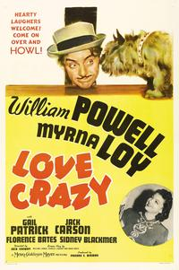 Love Crazy - 43 x 62 Movie Poster - Bus Shelter Style A