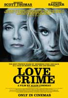 Love Crime - 11 x 17 Movie Poster - Style A