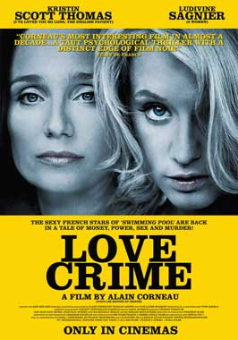 Love Crime - 27 x 40 Movie Poster - Style A