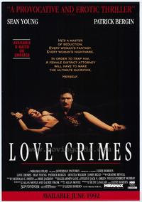 Love Crimes - 27 x 40 Movie Poster - Style A