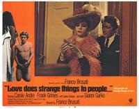 Love Does Strange Things to People - 11 x 14 Movie Poster - Style A