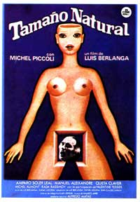 Love Doll - 11 x 17 Movie Poster - Spanish Style A
