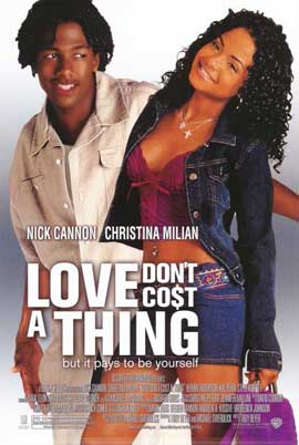 Love Don't Cost a Thing - 11 x 17 Movie Poster - Style A
