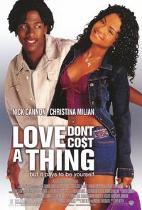 Love Don't Cost a Thing - 27 x 40 Movie Poster - Style A