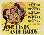 Love Finds Andy Hardy - 11 x 14 Movie Poster - Style A