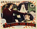 Love Finds Andy Hardy - 11 x 14 Movie Poster - Style C