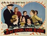 Love Finds Andy Hardy - 11 x 14 Movie Poster - Style E