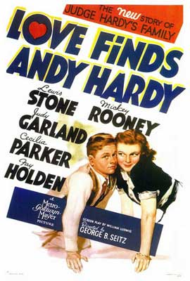 Love Finds Andy Hardy - 27 x 40 Movie Poster - Style A