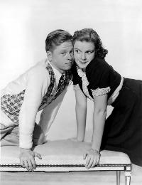 Love Finds Andy Hardy - 8 x 10 B&W Photo #1
