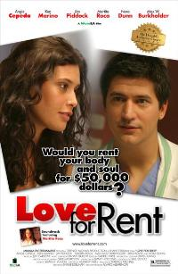 Love for Rent - 43 x 62 Movie Poster - Bus Shelter Style A