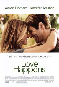 Love Happens - 43 x 62 Movie Poster - Bus Shelter Style A