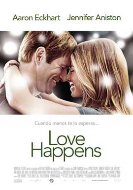 Love Happens - 11 x 17 Movie Poster - Spanish Style A