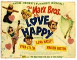 Love Happy - 22 x 28 Movie Poster - Style A