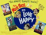 Love Happy - 11 x 14 Movie Poster - Style A