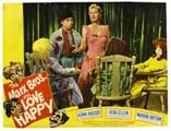 Love Happy - 11 x 14 Movie Poster - Style B