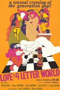 Love in a 4 Letter World - 11 x 17 Movie Poster - Style B