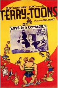 Love in a Cottage - 11 x 17 Movie Poster - Style A
