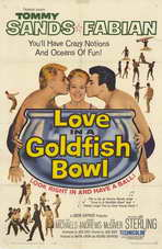 Love in a Goldfish Bowl - 11 x 17 Movie Poster - Style A