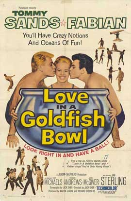 Love in a Goldfish Bowl - 27 x 40 Movie Poster - Style A