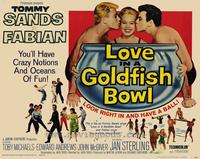 Love in a Goldfish Bowl - 22 x 28 Movie Poster - Half Sheet Style A