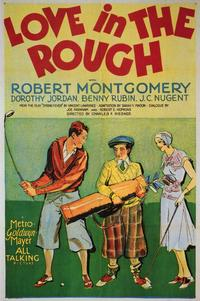 Love in the Rough - 11 x 17 Movie Poster - Style A