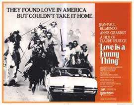 Love is a Funny Thing - 11 x 14 Movie Poster - Style A