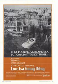 Love is a Funny Thing - 27 x 40 Movie Poster - Style A