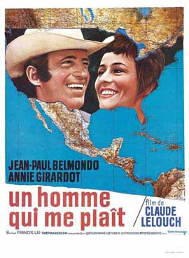Love is a Funny Thing - 27 x 40 Movie Poster - French Style A