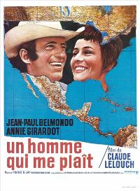 Love is a Funny Thing - 43 x 62 Movie Poster - French Style A