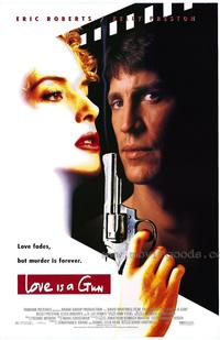Love Is a Gun - 27 x 40 Movie Poster - Style A