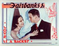 Love Is a Racket - 11 x 14 Movie Poster - Style A