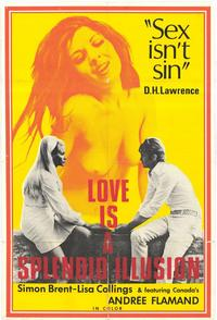 Love Is a Splendid Illusion, The African Elephant - 11 x 17 Movie Poster - Style A