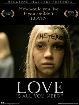 Love Is All You Need? - 11 x 17 Movie Poster - Style B