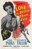 Love is Better Than Ever - 11 x 17 Movie Poster - Style A