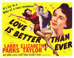Love is Better Than Ever - 11 x 14 Movie Poster - Style A