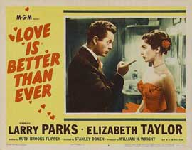 Love is Better Than Ever - 11 x 14 Movie Poster - Style C