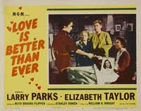 Love is Better Than Ever - 11 x 14 Movie Poster - Style E