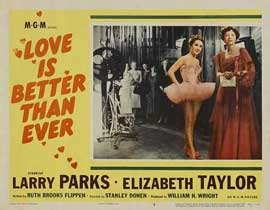 Love is Better Than Ever - 11 x 14 Movie Poster - Style F