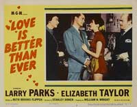 Love is Better Than Ever - 11 x 14 Movie Poster - Style G