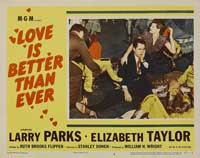 Love is Better Than Ever - 11 x 14 Movie Poster - Style H