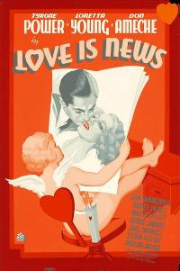 Love Is News - 11 x 17 Movie Poster - Style A